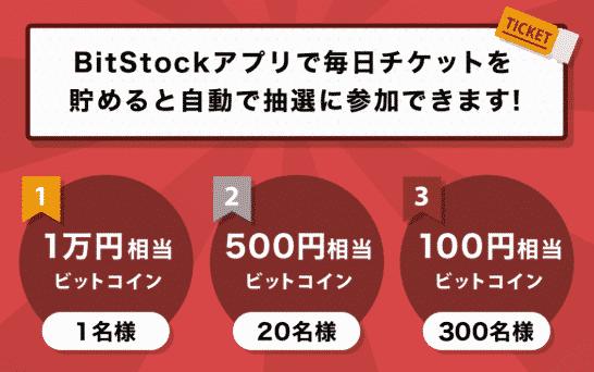 ビットコイン 100円分